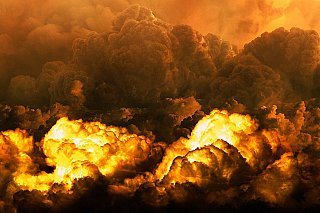 Teroristická organizace Islámský stát se přihlásila k útoku na plynovod v Sýrii